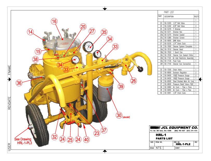 graco linelazer 3400 pump rebuild instructions